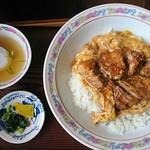 77037935 - 味覚飯(肉) ¥600