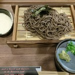 仙台 牛たん横丁 - 出雲そば680円