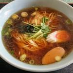 まるやま食堂 - 料理写真:ラーメン
