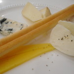 77039711 - チーズ盛り合わせ