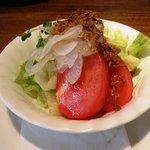 カフェサボイヤ - サラダ