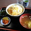 みのり食堂 - 料理写真:カツ丼 750円