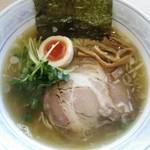 77040261 - 塩ラーメン細麺(¥700)