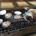 焼蛤 浜茶屋 向島 -