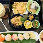 レストラン 味乃郷 - 手毬御膳別角度