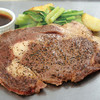 ブラックアンガス牛 リブロースステーキセット