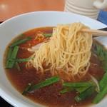 カイシンゲン - 麺アップ