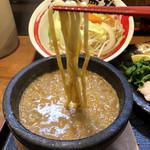 竹本商店☆つけ麺開拓舎 - 伊勢海老つけ麺