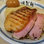 77042013 - 麺 チャーシューが3種類(17-12)