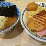 77042018 - 特製濃厚豚骨魚介つけ麺(17-12)