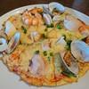 ニコラピザ - 料理写真:海鮮ミックスピザ