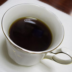 ヨシノリ コーヒー - 二分程バッグを上下に揺らした後