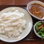 マサラ - 料理写真:ベジタブルカレー870円