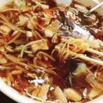 串けん - 料理写真:ラーメン おおそれみーよ(ほんのり生姜香る醤油味)