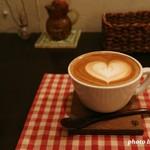 mori cafe -