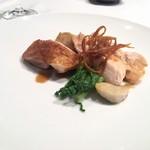 77046728 - お肉: 熊野地鶏のロースト