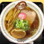 らーめん きちりん - 料理写真:正油ラーメン_750円
