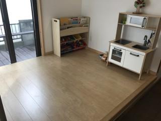 トランプ カフェ - 子どもが遊べるスペース
