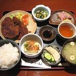 7705029 - 日替わり定食(840円)