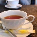 レストラン アール - ランチ:紅茶