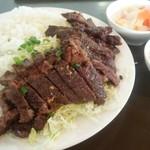 タイ料理889 - ヌアヤーン