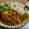東福寺野倶楽部 - 料理写真:チキンカレー。