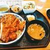 しもさと - 料理写真:チキンカツ丼