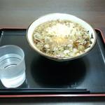 天かめ - たぬき玉子(340円)