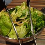 焼肉とんり - チョレギサラダ