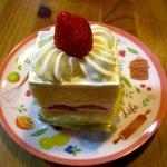 フリアン - 苺ショートケーキ!