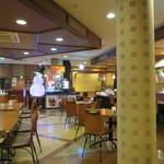 高坂サービスエリア(下り線)レストラン - 店内