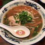 らーめん 蔵打麺 - 醤油ラーメン