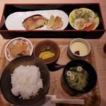 77058179 - 銀ダラ味噌定食
