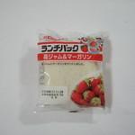 ランチパックSHOP - 「苺ジャム&マーガリン」です。