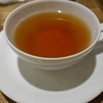 Qu'il nous tente - 紅茶