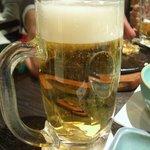 7706115 - 焼き肉には生ビール!