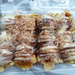 たこまる - たこ焼き15個 ねえちゃん630円