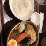 ヴァサラロード - ベーシック野菜とチキン。