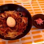 カフェ・スコーラ - 淡路島牛丼