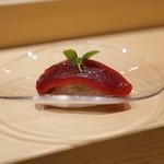 小松 弥助 - 料理写真:マグロ