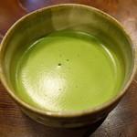 萬御菓子誂處 樫舎 - 抹茶