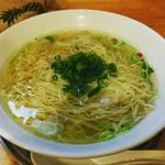 中華そば de 小松 - 極上清湯麺