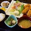園 - 料理写真:カキフライ定食