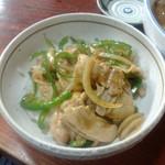 華蓮 - 焼肉丼
