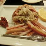 うまい鮨勘 - 『香箱蟹』1,600円
