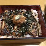 八べえ - 白焼重(3300円)