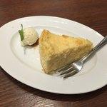 77069769 - 手作りチーズケーキ(600円)