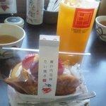 7707841 - 瀬戸の鯛焼き(フルーツミックス)