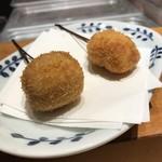 77071266 - 里芋とマッシュルームチーズ