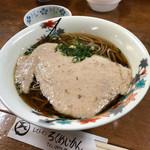 ろくめいかん - 料理写真:山かけ蕎麦
